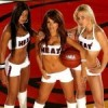 miami heat girls