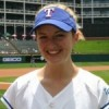 texas rangers girl