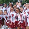 Indiana Cheerleaders