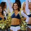 san diego chargers cheerleader