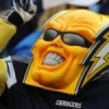San Diego Chargers Lighting Bolt Guy