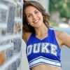 Duke Cheerleader