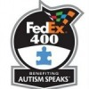 Fedex 400 benefiting Autism Speaks 400 Betting