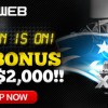 Bet the Super Bowl at WagerWeb