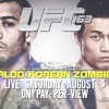 UFC 163 Gambling Picks