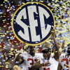 SEC Conference Gambling Odds