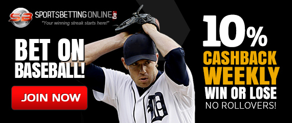 Bet on MLB At SportsbettingOnline