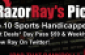 Cappers Picks Razor Ray