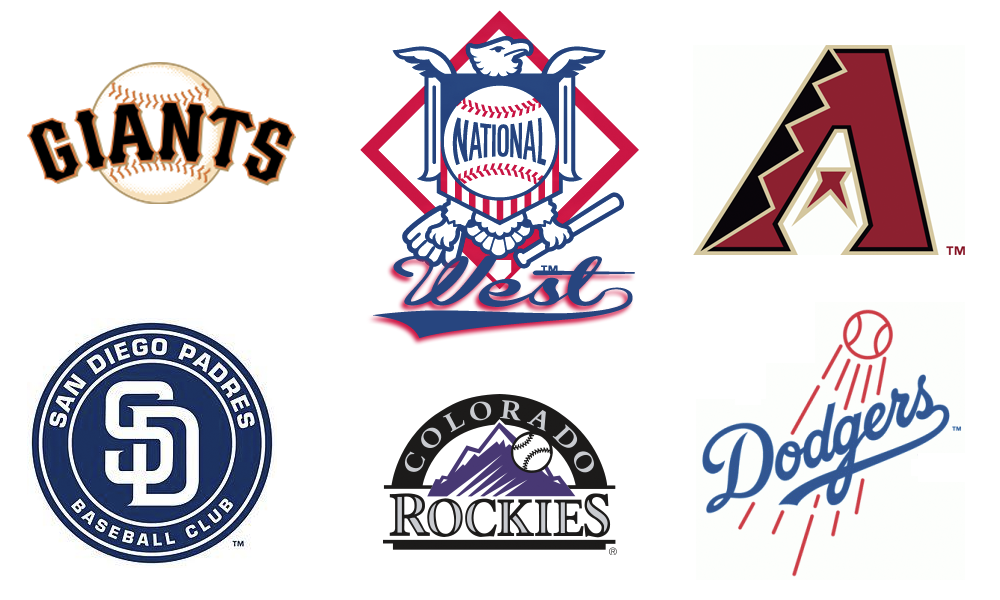 nl west mlb