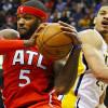 NBA: Playoffs-Atlanta Hawks at Indiana Pacers