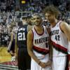 Spurs vs. Blazers Series Picks