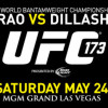 UFC 173 Picks & Odds