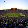 Betting on Notre Dame Football