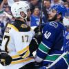 Bruins vs. Canucks Betting Picks