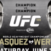 Velasquez vs Werdum UFC 188 Betting Odds & Free Pick