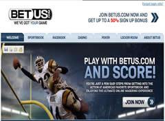 Betus.com Sportsbook