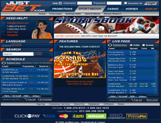 Justbet.com Sportsbook