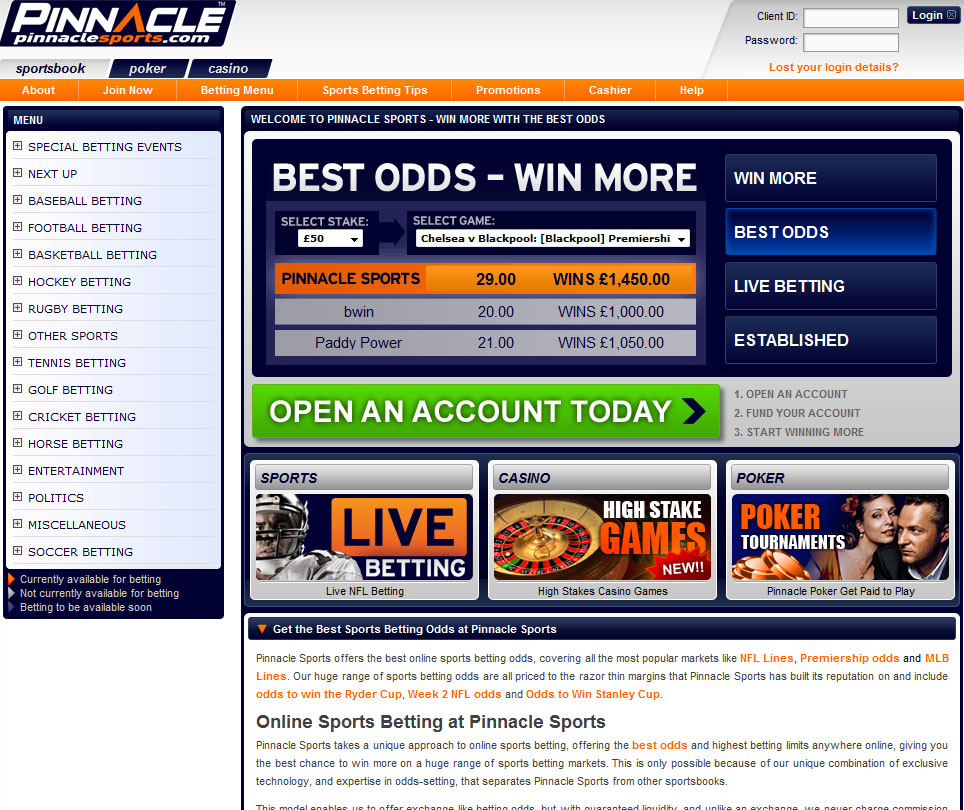 Sportsbook review best internet sports book online gambling bookie