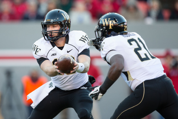 Florida St. vs. Wake Forest - 10-3-2015 Free Pick & CFB Handicapping Lines Preview
