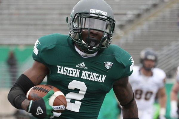 Wyoming Cowboys vs. Eastern Michigan Eagles - 9/23/16 Free Pick & CFB Betting Prediction