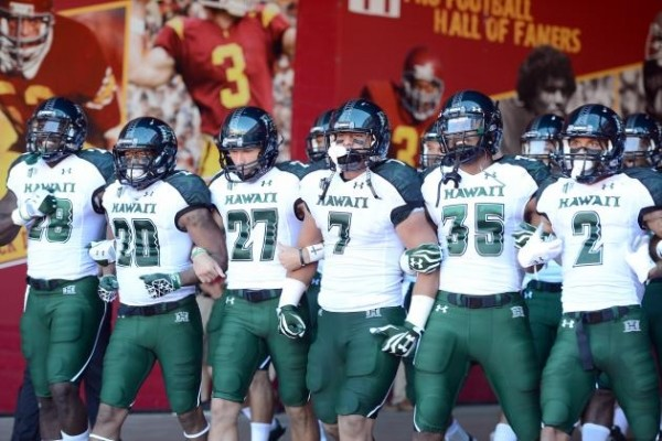Boise State Broncos vs. Hawaii Warriors - 11/12/2016 Free Pick & CFB Betting Prediction