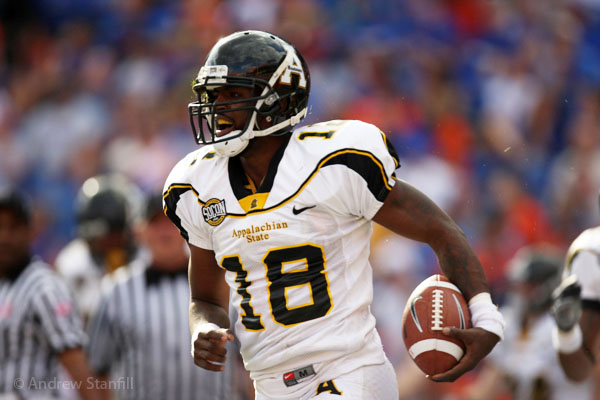 Georgia Southern vs. Appalachian State - 10-22-2015 Free Pick & CFB Handicapping Lines Preview