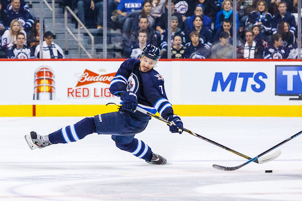 Carolina Hurricanes vs. Winnipeg Jets - 10/13/16 Free Pick & NHL Betting Prediction