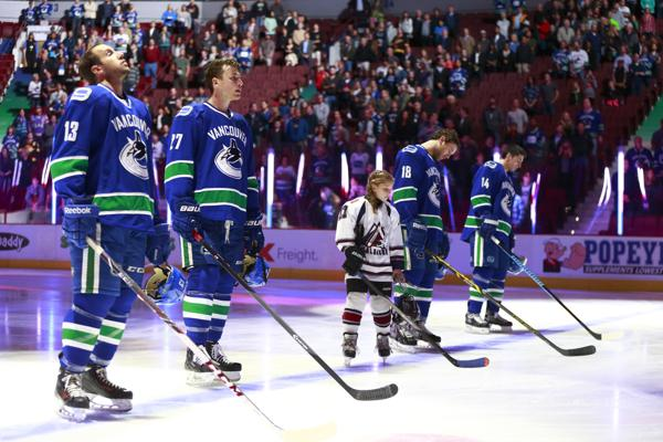 Arizona vs. Vancouver - 1-04-2015 Free Pick & NHL Handicapping Lines Preview