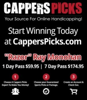 Expert Cappers Picks