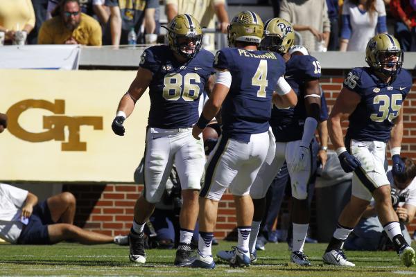 Pittsburgh Panthers 2016 NCAA Football Gambling Odds