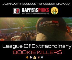 League Of Extraordinary Bookie Killers