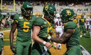 TCU Horned Frogs vs. Baylor Bears - 10/31/2020 Free Pick & CFB Betting Prediction