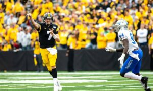 Iowa Hawkeyes vs. Purdue Boilermakers – 10/24/2020 Free Pick & CFB Betting Prediction