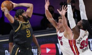 Los Angeles Lakers vs. Miami Heat - 10/11/2020 Free Pick & NBA Betting Prediction