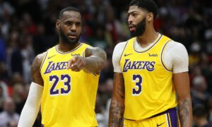 LA Clippers vs. Los Angeles Lakers - December 22, 2020